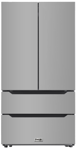THOR 36 inch Refrigerator with French Doors