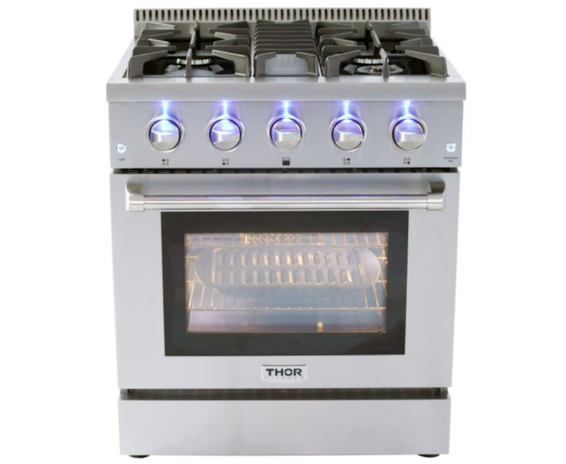 thor 30 inch range - Kitchen Stove