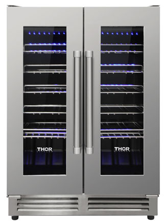 THOR Professional Wine Bottle Refrigerator