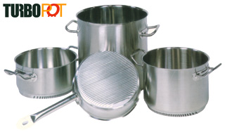 Turbo Pot Cookware