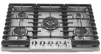 THOR 30 inch drop in rangetop cooktop