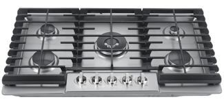THOR 36 inch drop in rangetop cooktop