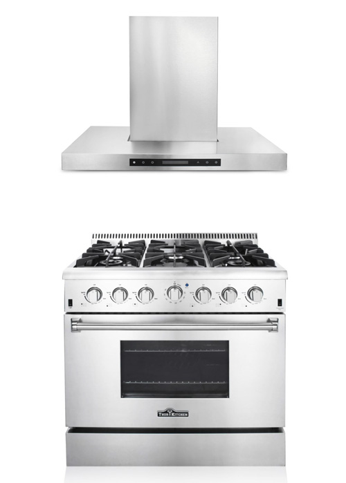 thor stainless steel range hood for thor stoves