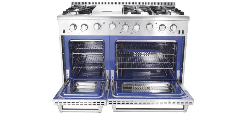 THOR Kitchen Stoves, Professional Stainless Steel Ranges and Hoods