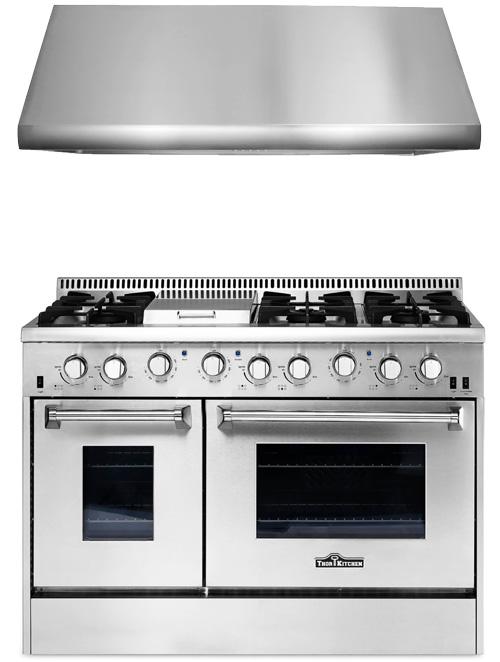 ... THOR 48 Inch Range Kitchen Suite