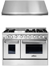 THOR 48 inch range Kitchen Suite for propane gas
