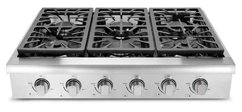 Cooktop Ranges By Thor Kitchen Stoves