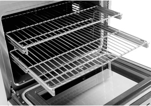 THOR telescoping glide oven racks