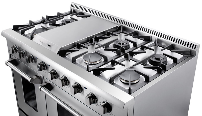 ... THOR Kitchen Appliances Are Equipped With The Highest Quality Controls  And Ignition Systems All Protected By ...