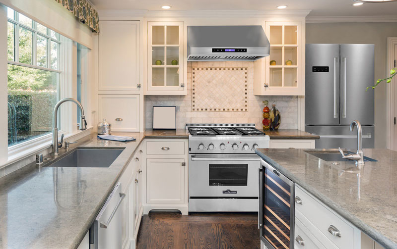 Thor Kitchen Ranges and Appliances