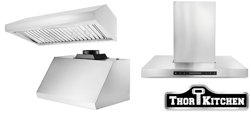 Thor Kitchen Range Hoods