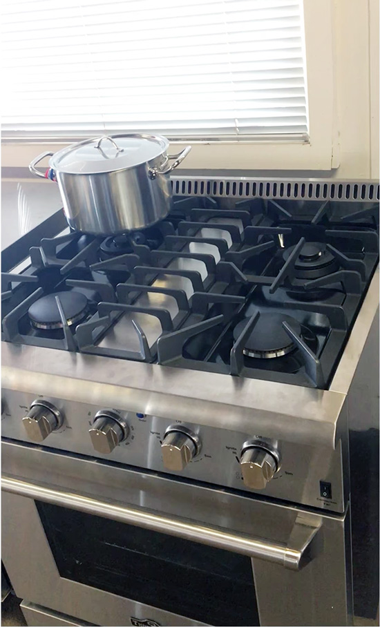 Thor Kitchen Stoves Professional Stainless Steel Ranges And