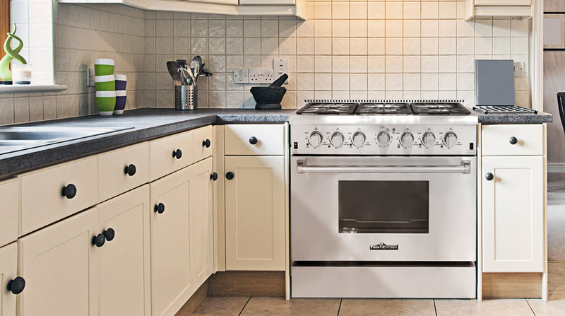 kitchens design thor range and kitchen demo hoods stoves with stainless functionality meets clean professional ranges steel